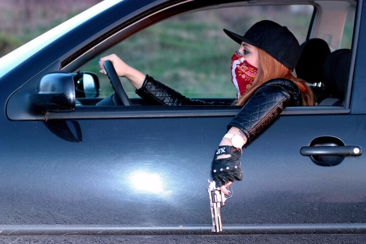 Car Names For Girls: 100+ Frighteningly Badass Nicknames For Gangsters