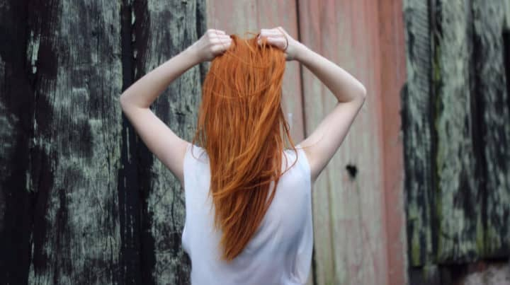 nicknames for redheads