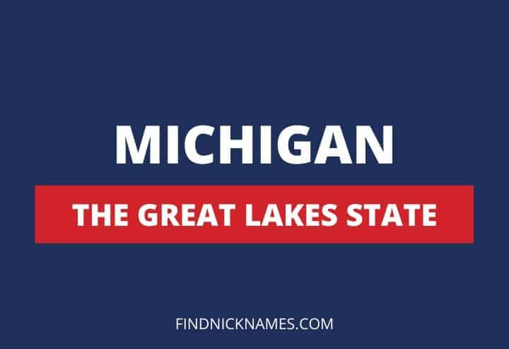 Michigan Nicknames