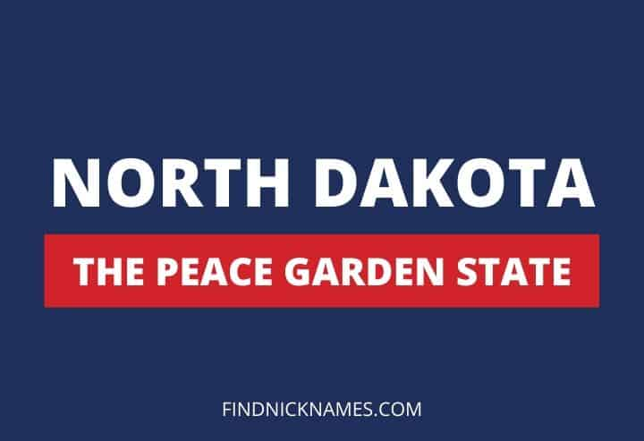 North Dakota Nicknames